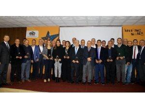 Muğla'nın 'maden ihracat' yıldızları ödüllendirildi