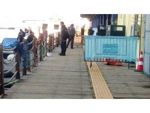 Cezaevinden izinli çıkan kişi denizde ölü bulundu