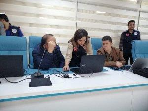 Amasya'da afet müdahale tatbikatı yapıldı