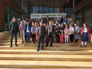 Sivas'ta 5 bin 123 öğrenci sinema ile buluştu