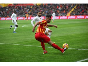 Kayserispor 4.kez Akhisar ile
