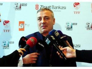 """Recep Yoğurtçu: """"Hedefimiz şampiyon olup kupayı almak"""""""