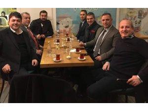 MHP'li başkan aday adayları bir arada