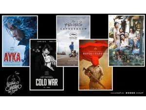 55. Uluslararası Antalya Film Festivali'nde yarışan ve ödül alan 5 film Oscar yolunda