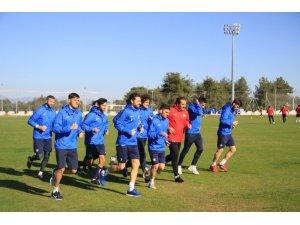 Antalyaspor ara vermeden Fenerbahçe hazırlıklarına başladı