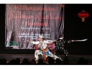 Uluslararası Şefika Kutluer Festivali'ne görkemli kapanış