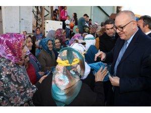 Başkan Ergün Yumruklar Mahallesinde vatandaşlarla buluştu
