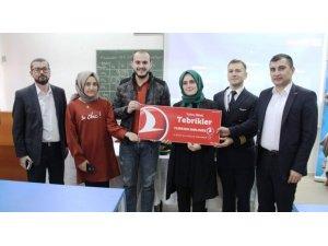DPÜ'de THY Pilot Eğitim Programı tanıtıldı