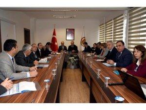 İZDES Değerlendirme Toplantısı gerçekleştirildi