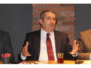 AK Parti Van Büyükşehir Belediye Başkan Adayı Takva hedeflerini anlattı