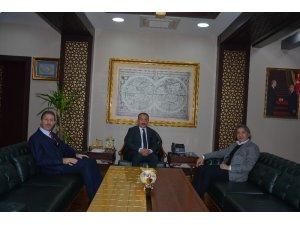 Beyoğlu Belediye Başkanı Demircan'dan Vali Atik'e ziyaret