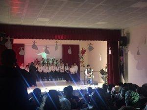 Mercan Koleji'nde Şeb-i Arus töreni