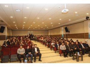 "BEÜ'de ""Aliya'dan Gençlere"" konulu konferans"