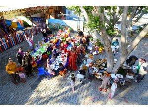Manavgat Belediyesi Kreşinde 'Yerli Malı' Etkinliği