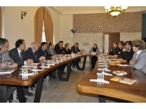 Eskişehir'de 'Tarımsal Kuraklıkla' ilgili değerlendirme toplantısı düzenlendi