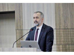 SAÜ'de 'Prof. Dr. Mehmet Mehdi Ergüzel'e' veda programı düzenlendi