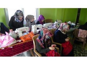 Gercüş Halk Eğitim Merkezinin açtığı kurslara kadınlardan yoğun ilgi