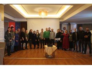 Erzurum'da kamu STK işbirliği için teknik yardım projesi eğitim programı