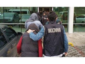 Samsun'da silah kaçakçılığından 3 tutuklama, 3 adli kontrol
