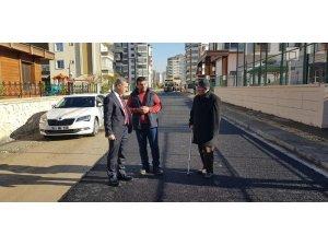 Yeşilyurt'un mahalleleri değişim hizmetleriyle farklı bir yapıya büründü