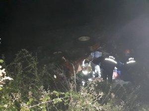 Marmaris'te traktör şarampole yuvarlandı: 1 ölü
