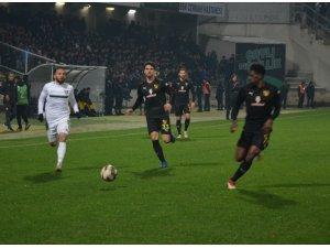 Spor Toto 1. Lig: Denizlispor: 1 - İstanbulspor: 0
