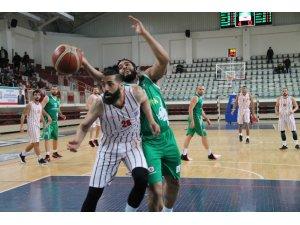 Türkiye Basketbol Ligi: Yalova Belediyespor: 87 - Artvin Belediye: 98
