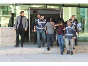 Kepez'deki iş yerlerine dadanan hırsızlar yakalandı