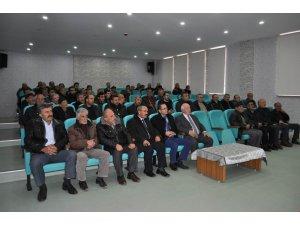 Demirözü Barajı değerlendirme toplantısı yapıldı