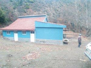 Samrık köyü hamamı yenilendi