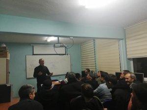 Çavdarhisar'da avcı eğitim semineri