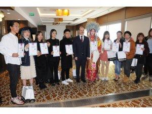 Çinli fenomenler Türkiye'yi tanıtacak