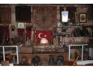 Köyün tarihine ışık tutan müze