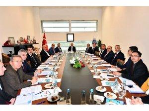 KÜSİ Stratejisi Eylem Planı Toplantısı
