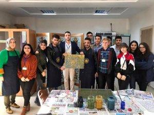 Mardinli öğrenciler Dicle Üniversitesi'nde