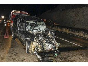 Doğu Karadeniz'de 2018 yılının 11 ayında trafik kazalarında 108 kişi hayatını kaybetti, 7 bin 795 kişi yaralandı