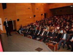 Kozan'da bağımlılıkla mücadele semineri