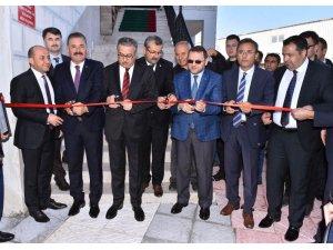 Tırmıl Sanayi Camisi törenle açıldı