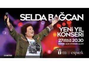 Selda Bağcan Eskişehir'e geliyor
