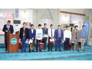 Yenice'de  İmam Hatip Liseleri  Arası Hutbe Okuma Yarışması