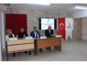 Cizre'de 'Mesleki kariyer ve meslek tanıtım programı' düzenlendi