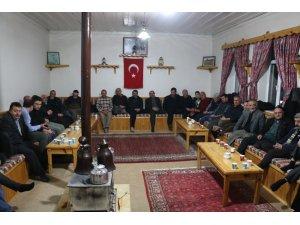 Erzincan İl Tarım ve Orman Müdürlüğü köy toplantılarına başladı