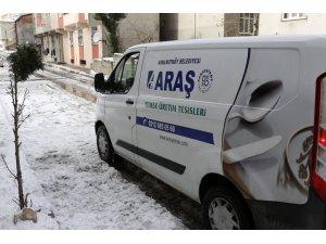 Arnavutköy'de ihtiyaç sahiplerine sıcak yemek hizmeti
