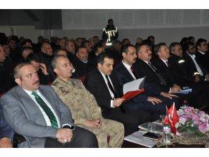 Kars'ta muhtarlarla uyuşturucu ile mücadele bilgilendirme toplantısı yapıldı