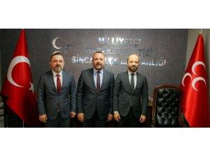 """Sincan Belediye Başkanı Ercan: """"Allah'ın izniyle 31 Mart seçimlerinden en yüksek oyla çıkacağız"""""""