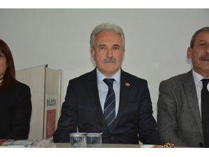 Grup Sözcüsü Özgen'den Denetim Komisyonu seçimlerine tepki