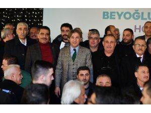 """Beyoğlu Belediye Başkanı Demircan: """"Binali Yıldırım İstanbul'un şansıdır"""""""