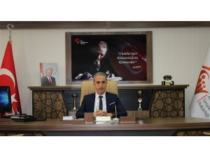 Müdür Çelik 10 Ocak Çalışan Gazetecilerin Gününü kutladı