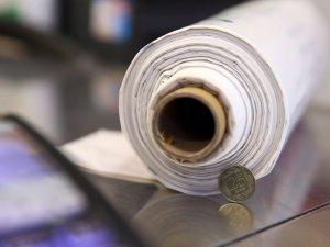 Plastik poşette dünya fotoğrafı