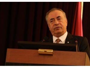 """Mustafa Cengiz: """"Ben Galatasaray'ın tarihini biliyorum, bana buradan vurmaya çalışmayın"""""""